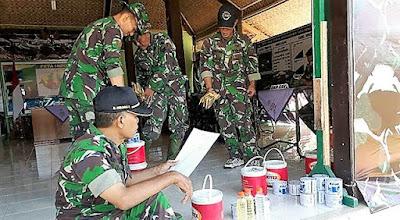 ''Pengecatan Kusen RTLH Butuh Waktu Lama''