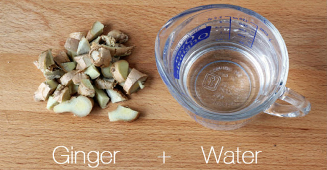 Drink Ginger Water to Slim Down Your Midsection and Thighs (And Enjoy a Few Other Health Benefits Too!)