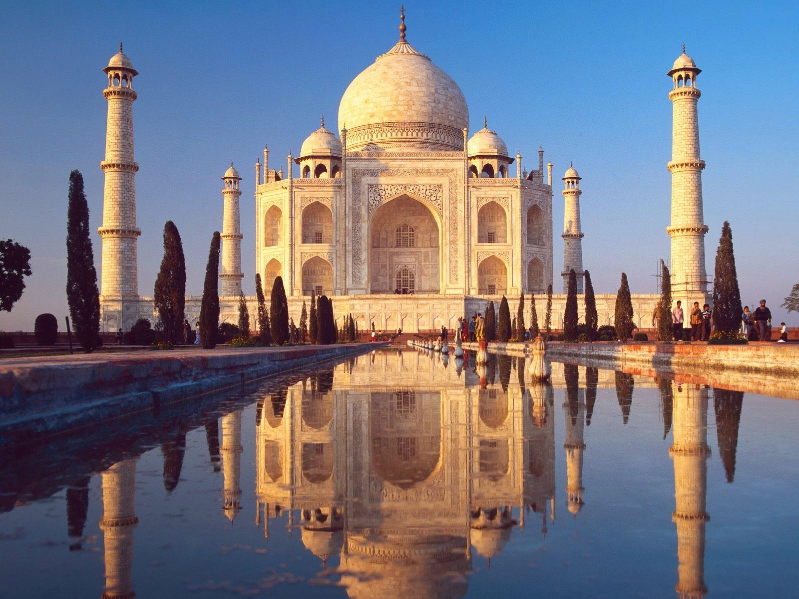 Tempat Wisata di India
