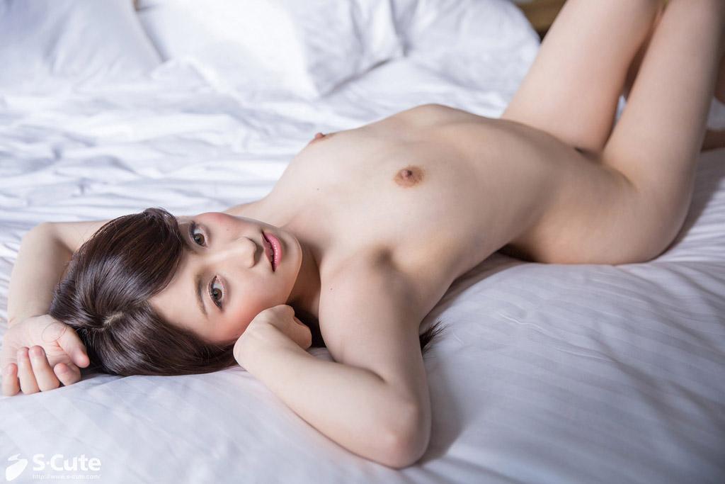 CENSORED S-Cute 491 Yuri #1 照れ屋な彼女の愛情感じるセックス, AV Censored