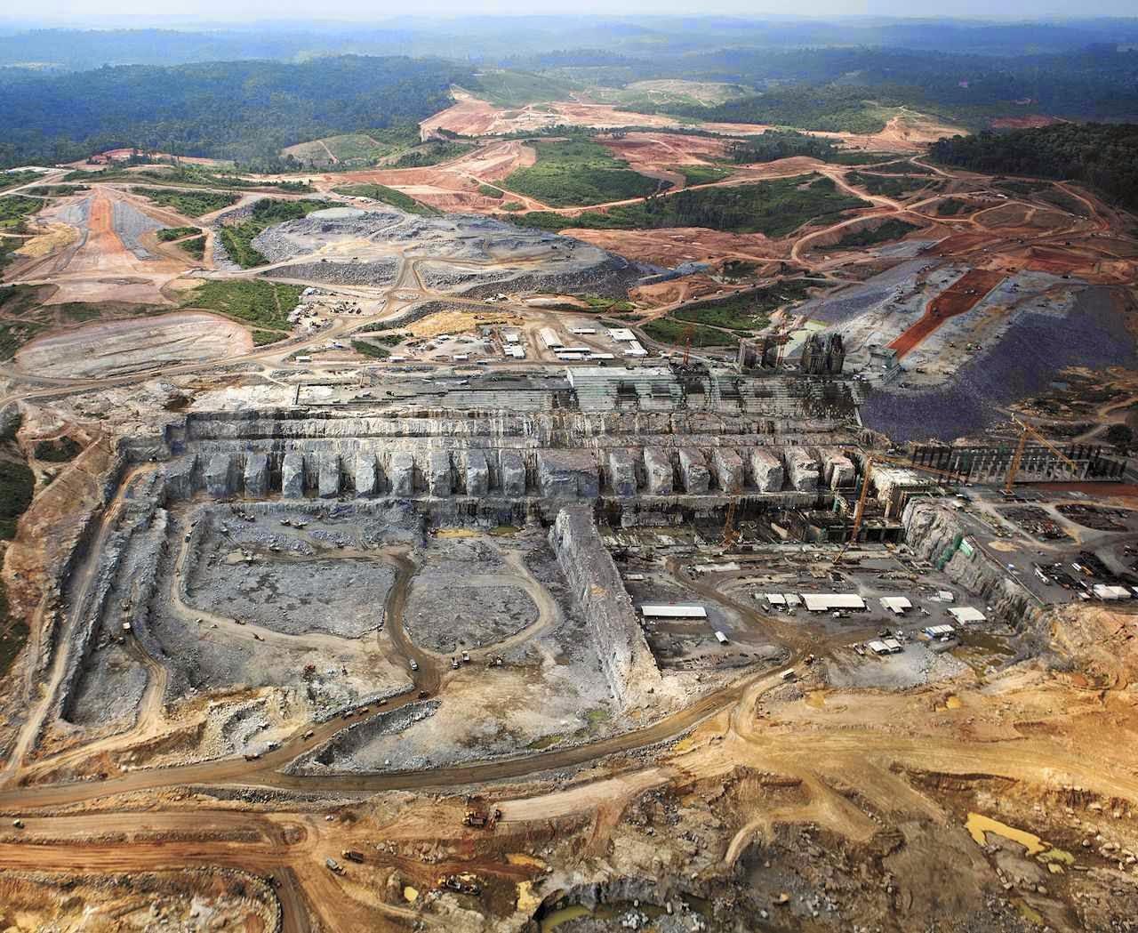 Belo Monte: andamento das obras é continuamente prejudicado