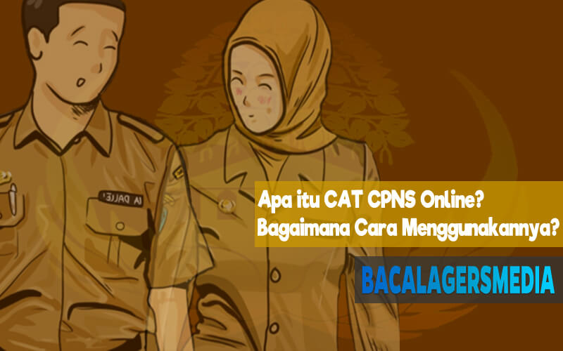 Apa itu CAT CPNS Online 2018 dan Berikut Panduan Menggunakan CAT CPNS Online