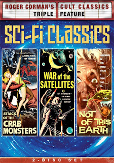 Roger Corman's Cult Classics, Sci-Fi Triple Feature (Shout! Factory)