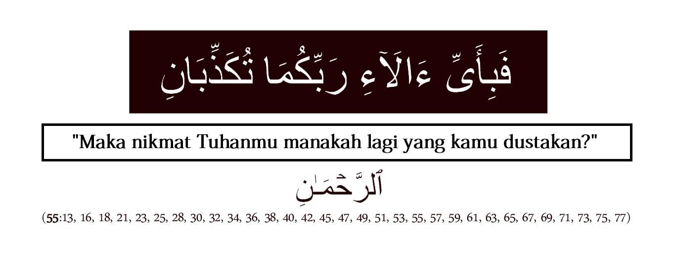 Surat Ar Rahman Ayat 1 25 Tafsir Bacaan Artinya Qs
