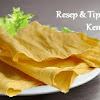 Resep dan Tips Membuat Kembang Tahu