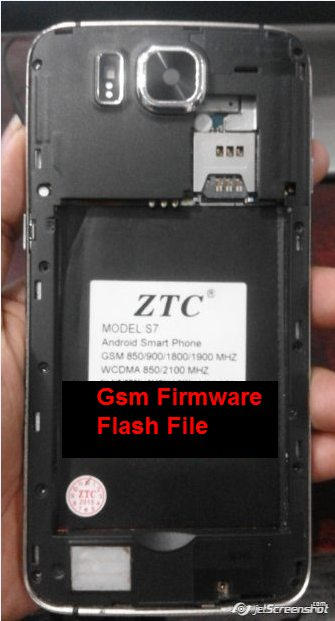 Ztc S7 Flash File Stock Rom MT6572 4 4 2 Tested Official Firmware
