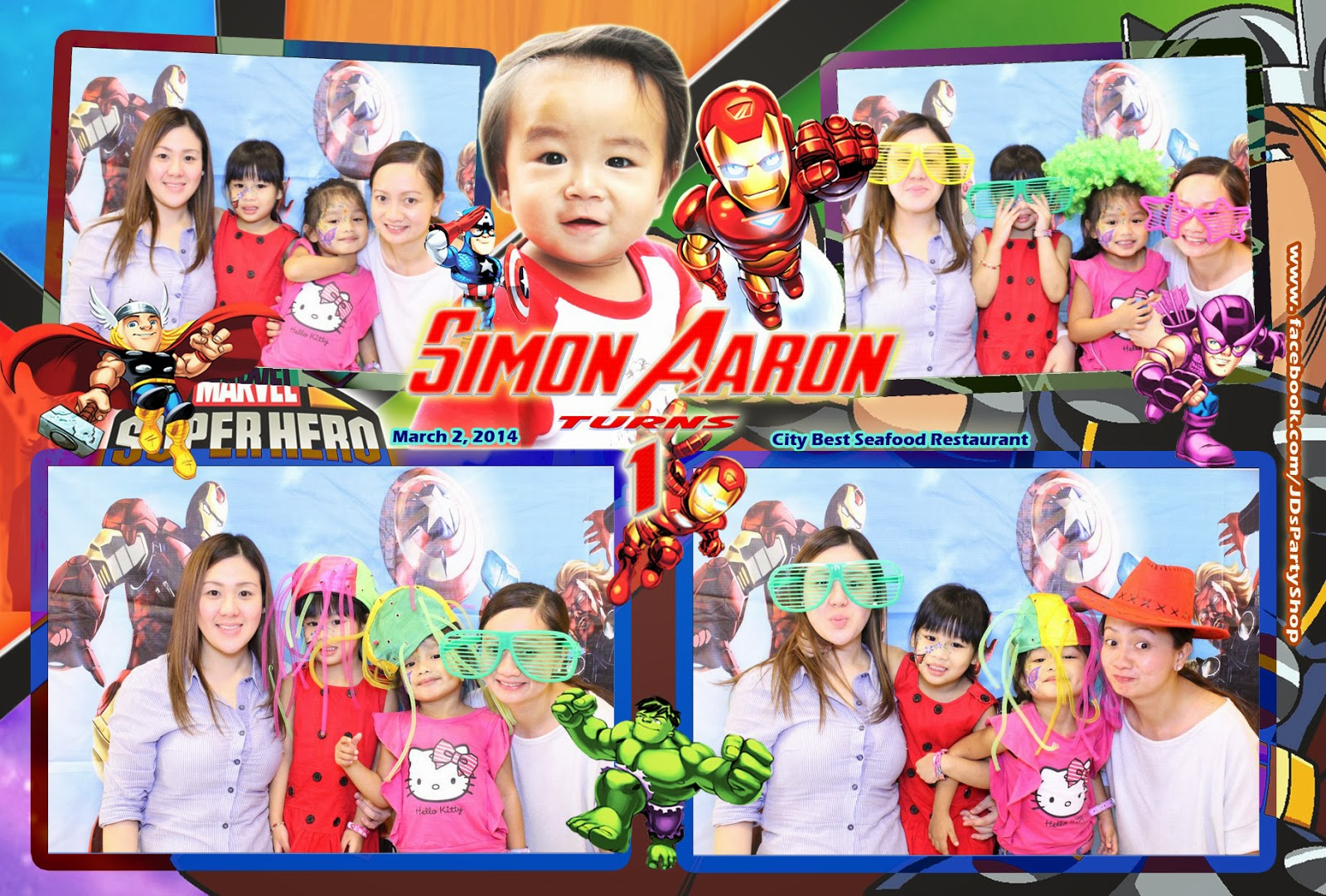 Sample Photobooth Print Templates From Our Own Events Jd