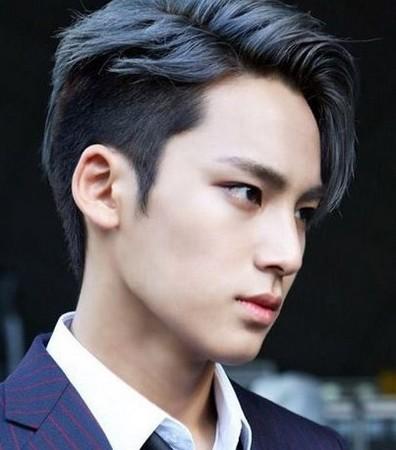 model rambut pria korea 2018