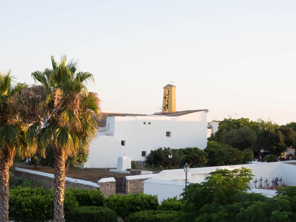 Voyage: Après-midi à Santa Gertrudis de Fruitera