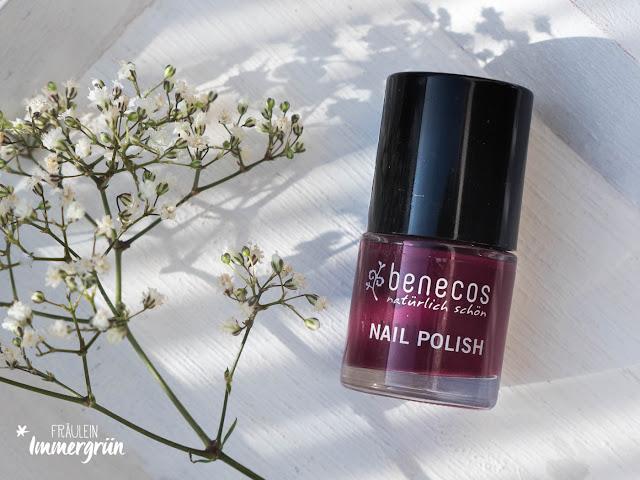 Benecos Nagellack Happy Nails Desire