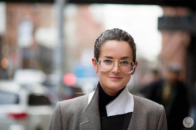 Çerçeveli Gözlük ile Şık Olmanın 20 Yolu