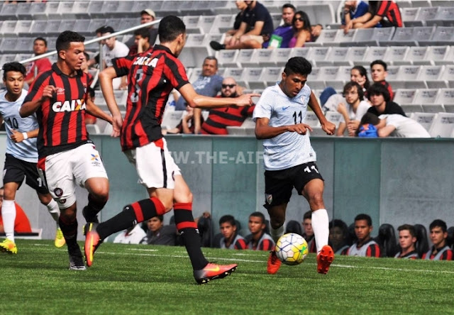 Atletico Paranaense U-17 International Tournament