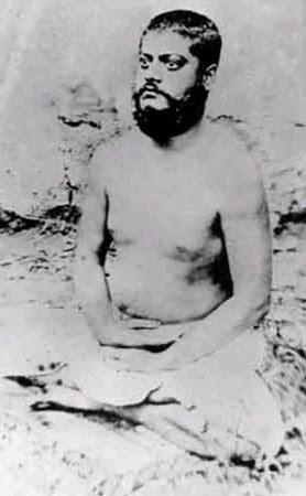 Swami Vivekananda in Cossipore (Varanasi), 1886