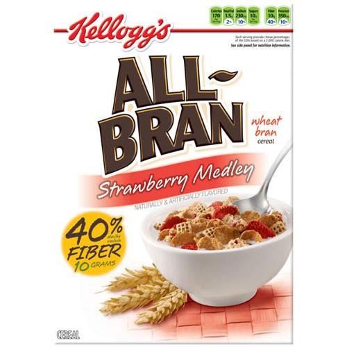 Columbia Coupon Clippers: Kellogg's All-Bran Cereal