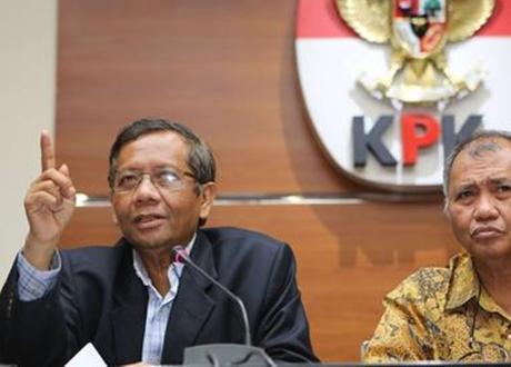 Mahfud MD: Pemeriksaan Novanto Tak Perlu Izin Presiden, Jemput Paksa juga Bisa