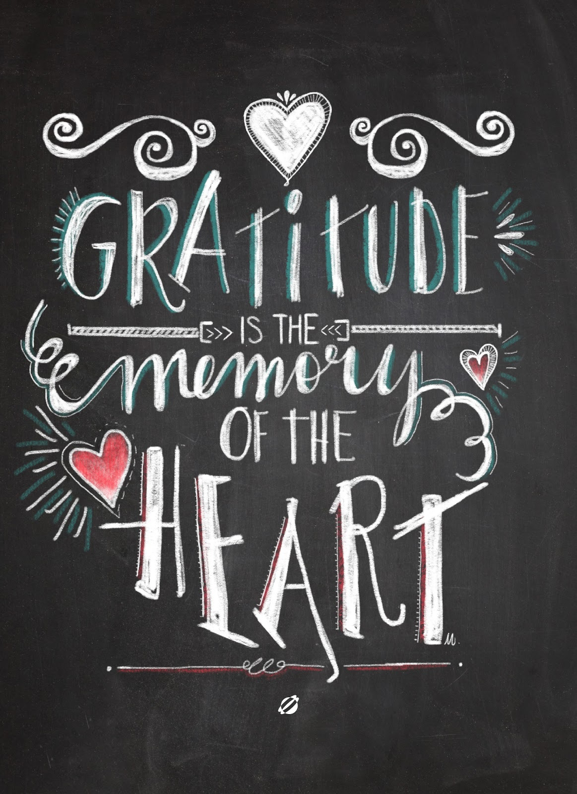 Lostbumblebee Gratitude