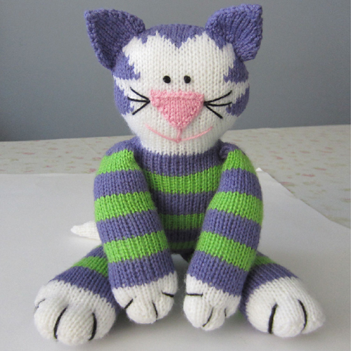 Share Kitty - Free Pattern