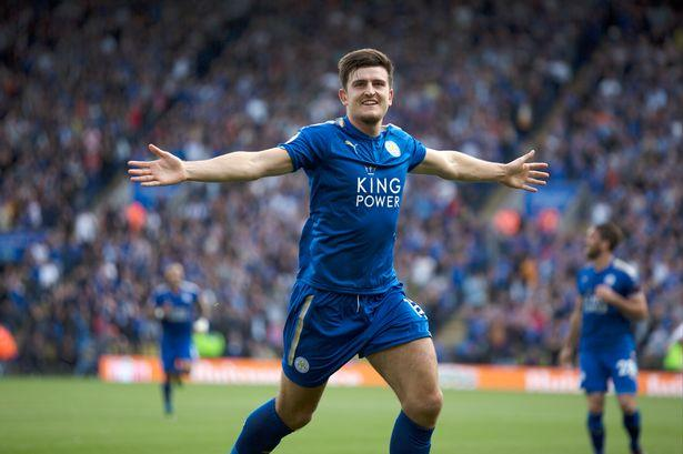 Harry Maguire sắp sửa gia hạn hợp đồng với Leicester