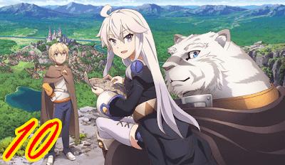 الحلقة 10 من Zero kara Hajimeru Mahou no Sho مترجم تحميل مباشر