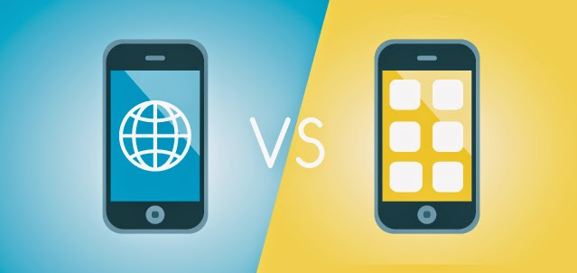 Mobile web vs app