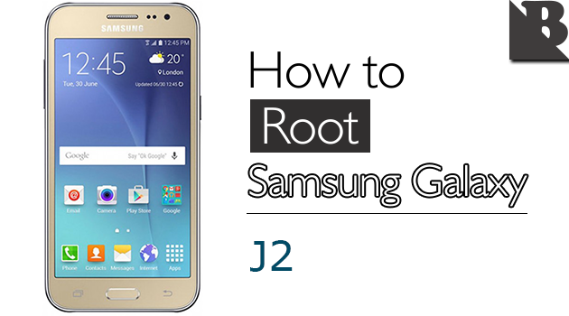 How To Root Samsung Galaxy J2 SM-J200 And Install TWRP Recovery