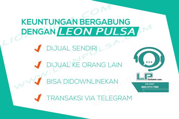 Leon Pulsa murah - lionpulsa.com