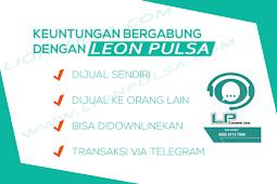 Leon Pulsa ! Server Pulsa Murah Terlengkap dan Terpercaya saat ini, Transaksi Cepat, Produk Lengkap, Harga Murah