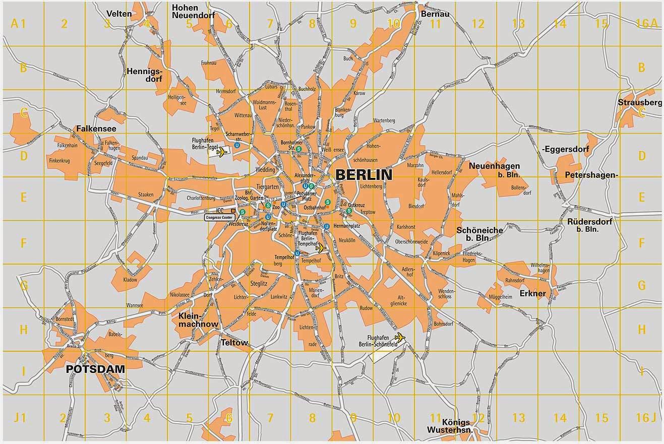 landkarte berlin Landkarte Berlin landkarte berlin