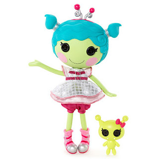 Lalaloopsy Haley Galaxy Doll