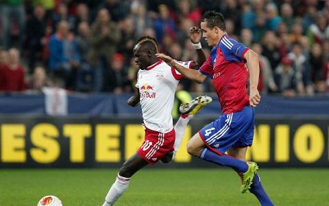 Mane từng khoác áo Red Bull Salzburg 2 năm trước khi đến Liverpool
