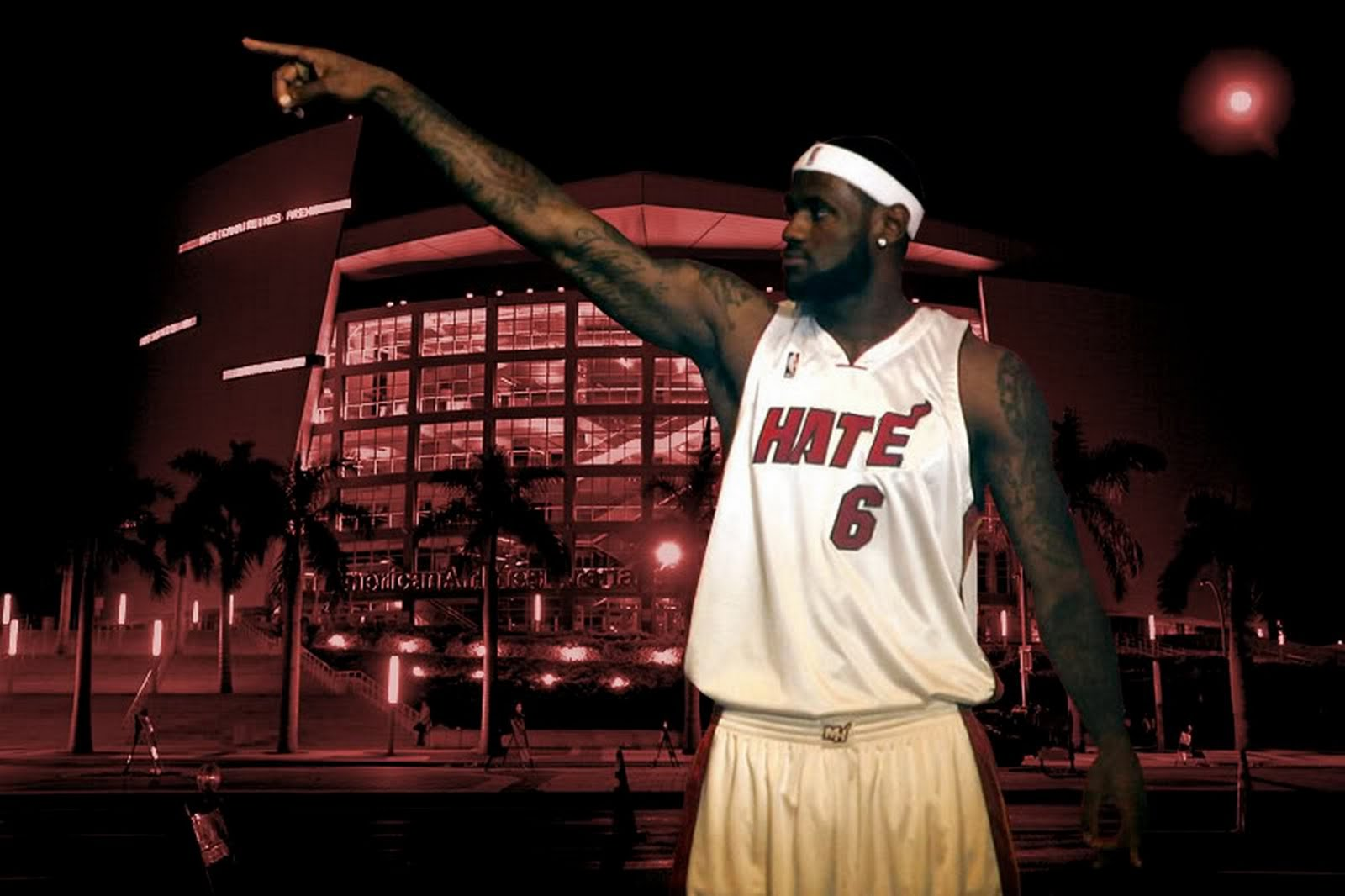 Lebron James new jersey called