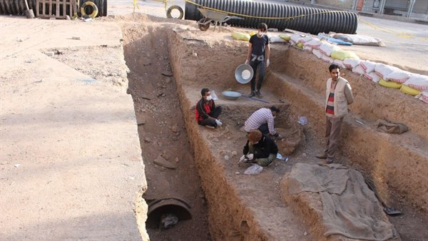 Ancient necropolis discovered in western Iran