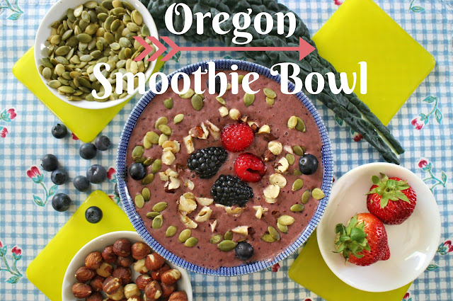 Oregon Smoothie Bowl