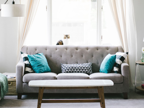 5 Simple Weekend Projects To Make Your Boring Living Room Instagram-Worthy