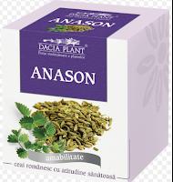 Proprietatile medicinale ale ceaiului de anason