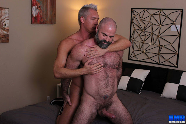 Breed me Raw - Bishop Angus and Silver Steele