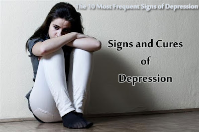 The 10 Most Frequent Signs of Depression