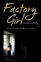 Factory Girl by Josanne La Valley book cover and review