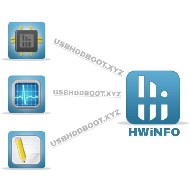 HWiNFO v6.12 - Tiện ích kiểm tra thông tin hệ thống - usbhddboot.xyz