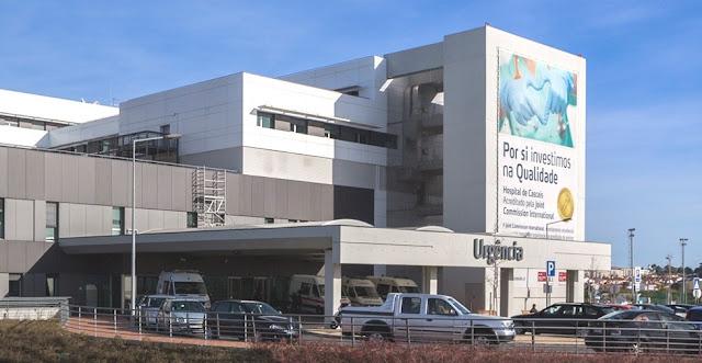 """Suspeitas de corrupção e burla no Hospital de Cascais em """"segredo de justiça"""""""