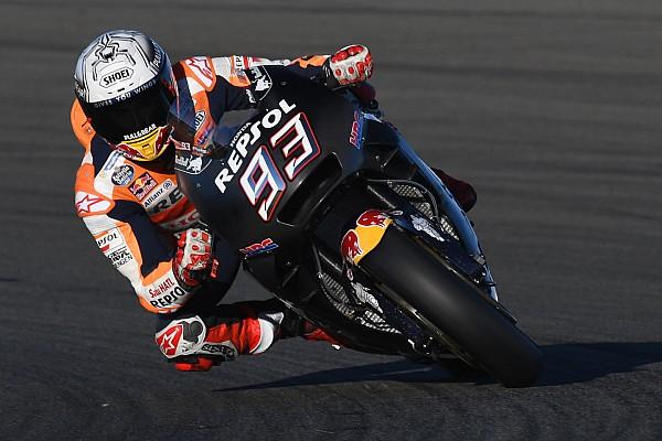 "Marquez: ""Hati dan Jiwa Saya Bersama Honda!"""