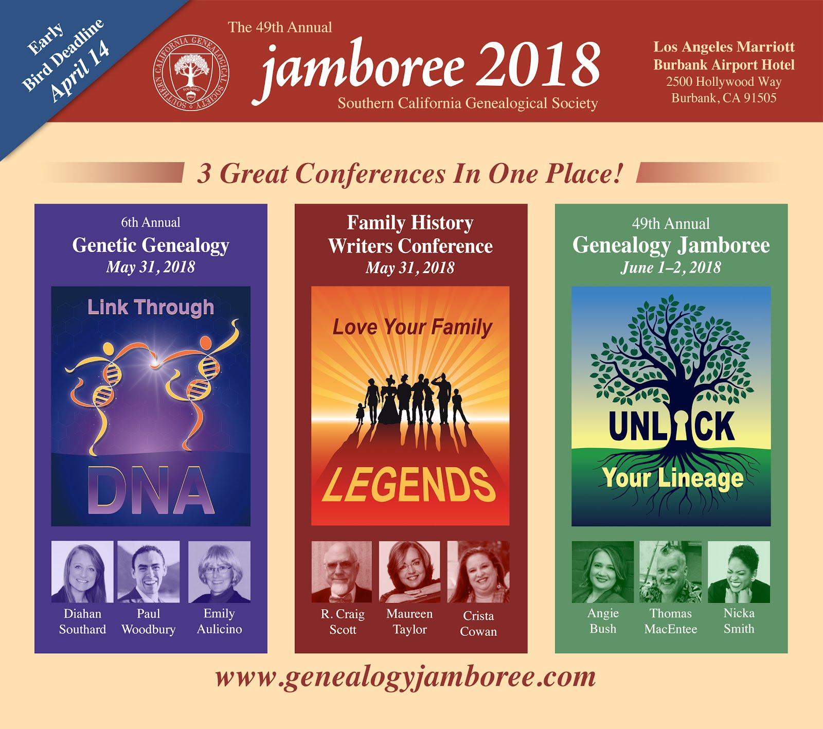 JAMBOREE 2018 - YOU DON'T WANT TO MISS THIS!