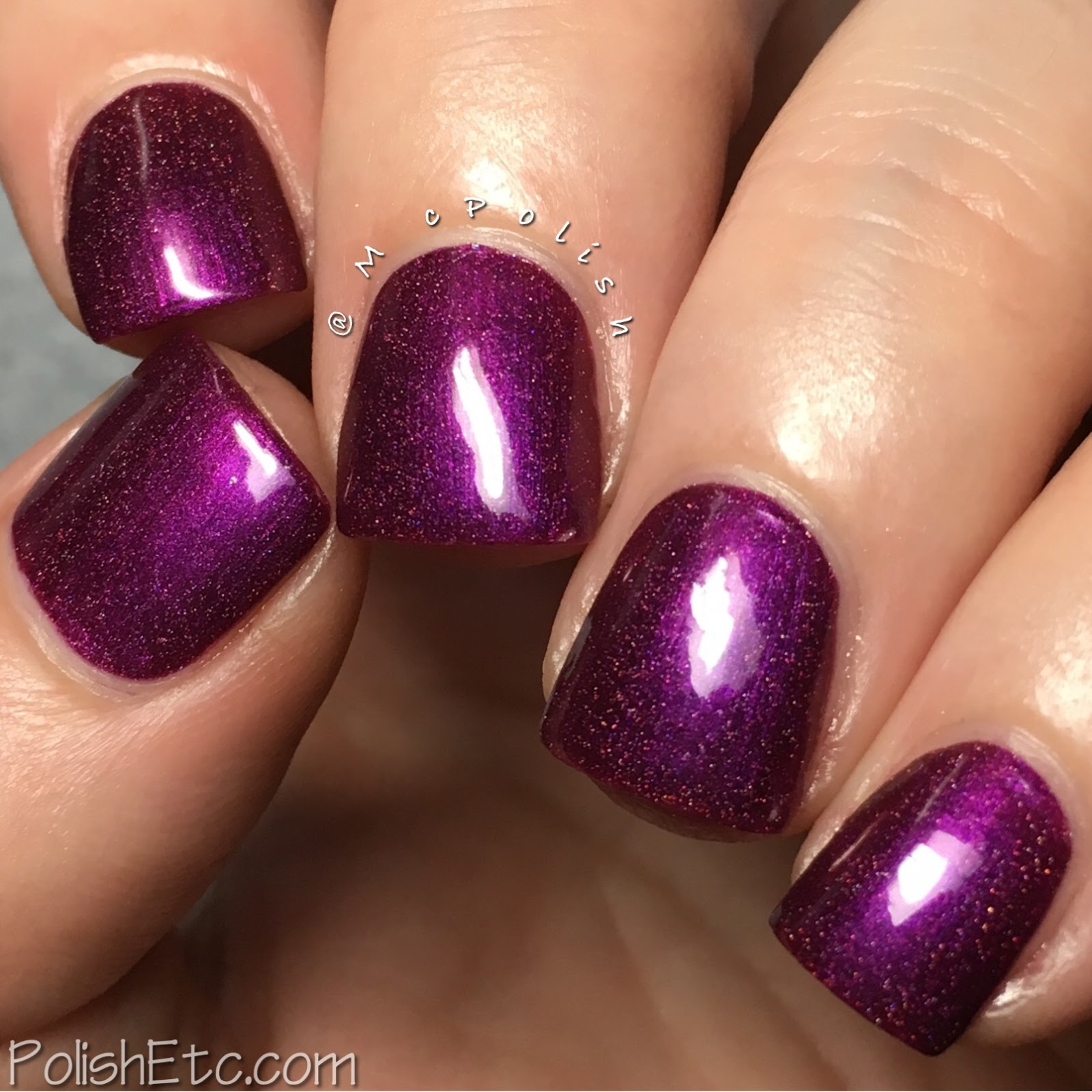 Road to Polish Con - Week 4 - McPolish - Midway Magic by Contrary Polish