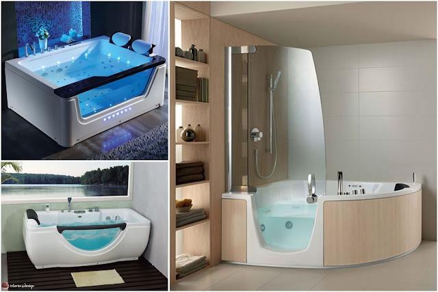 Modern Bathtub And Pad Systems