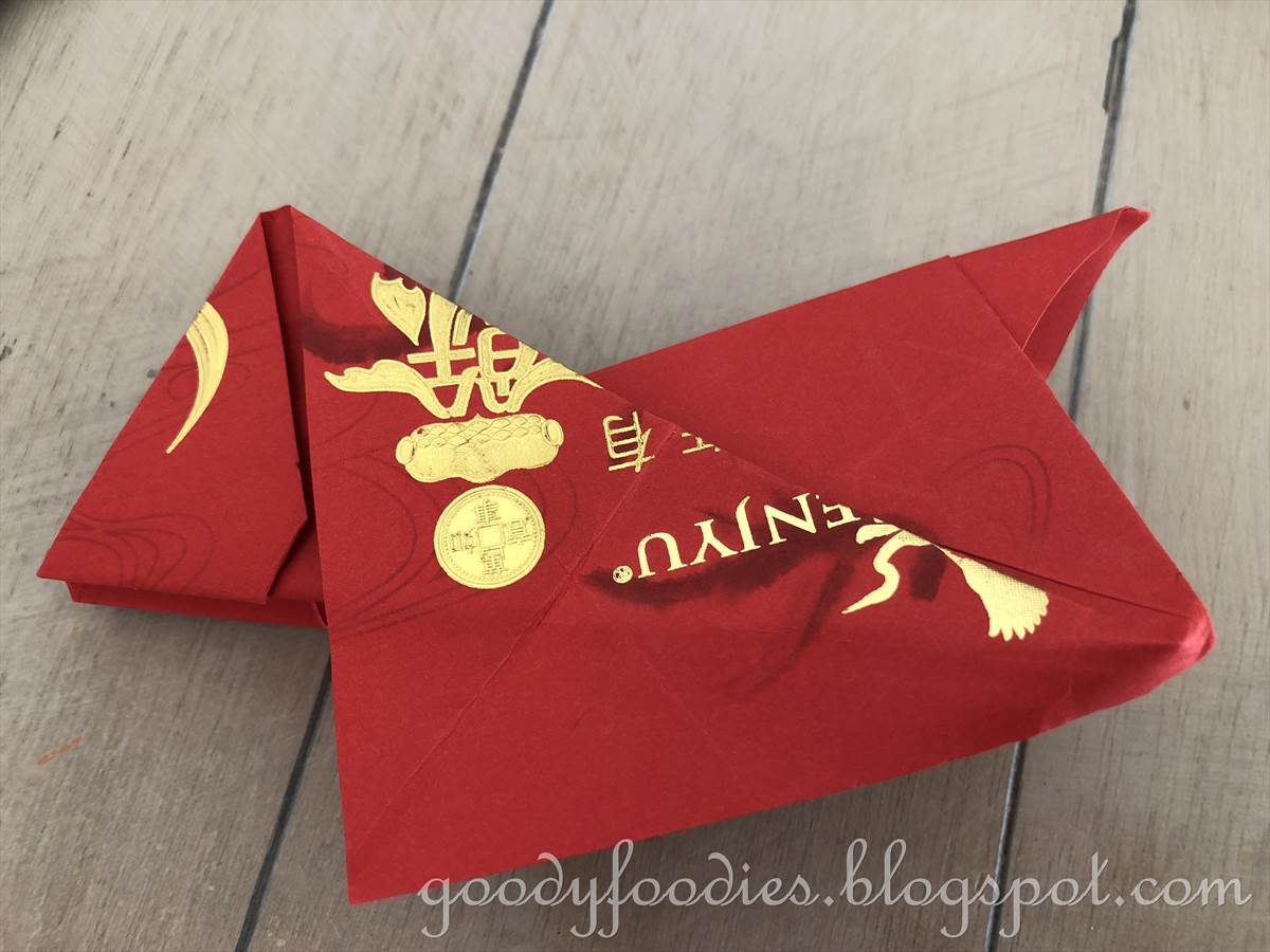 Origami dogs images craft decoration ideas goodyfoodies how to make an origami dog for chinese new year 9 using your black markerpen jeuxipadfo Choice Image