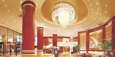 Source: Marriott International. The Source: Marriott International. The Courtyard by Marriott Shanghai Fengxian.