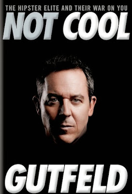 Not Cool by Greg Gutfeld – book cover