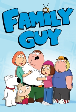 Family Guy 17° Temporada