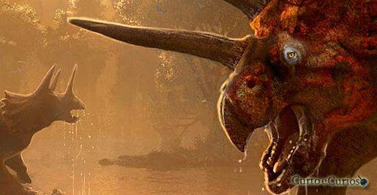 Descoberta de dinossauro bizarro com chifre gigante intriga os cientistas