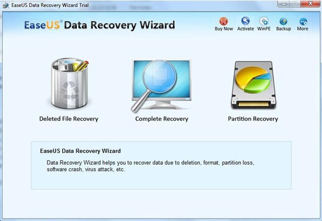 تنزيل برنامج easeus data recovery wizard 2017